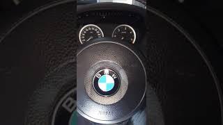 Dépose airbag volant bmw  série 5