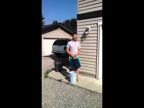 Adam Ice Bucket Challenge