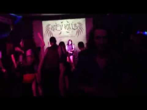 DJ Crow @ Kiev Kills: TYKVA Metal/Gothic Party