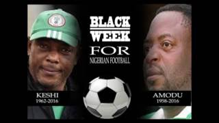 The Diaspora: Late Stephen Keshi, Nigerian Diaspora Footballer