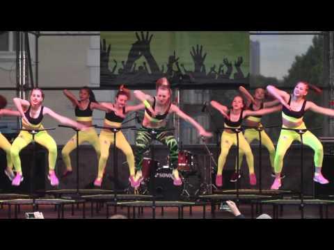SKY JUMPING - DANCE/Территория Твоего Танца.г.Козелец.Тренер Ирина Баштан