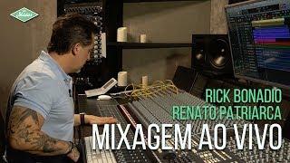 Baixar Mixagem com Rick Bonadio e Renato Patriarca (live de 28set2018)