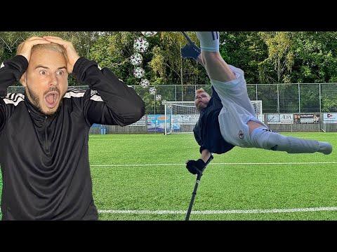 INSANE AMPUTEE FOOTBALL !!! 🏴🤯 Thumbnail
