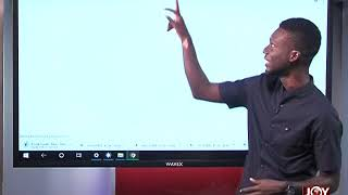 Tech Talk - Joy News Interactive (23-5-18)
