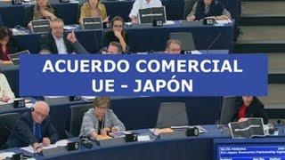La Eurocámara aprueba el acuerdo entre la UE y Japón