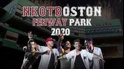 NKOTBOSTON: Fenway Park 9/19/2020