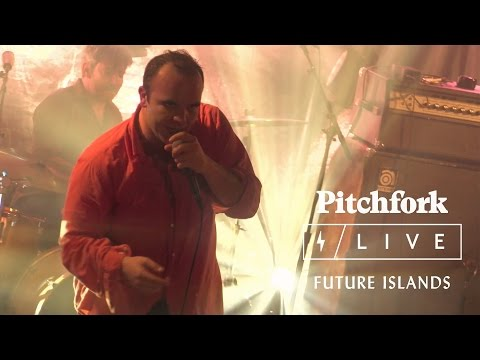 Future Islands @ Ottobar | Pitchfork Live
