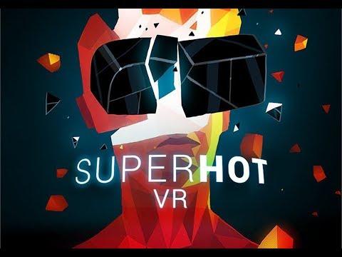 PS VR Longplay [009] SUPERHOT VR
