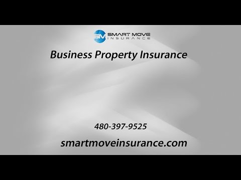 Business Property Insurance from Smart Move Insurance