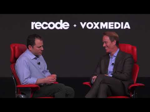 Condé Nast CEO Roger Lynch | Full interview | Code Media 2019
