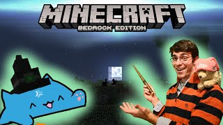 Spoopy Thursday! Happy Halloween! Minecraft Java and Bedrock Edition with Viewers!