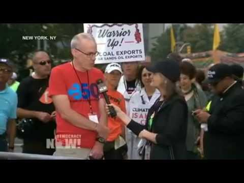 Video Highlights from the 3-hour Democracy Now! Special Broadcast at Historic People's Climate March