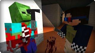 Побег из больницы [ЧАСТЬ 2] Зомби апокалипсис в майнкрафт! - (Minecraft - Сериал)