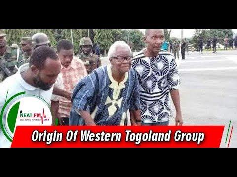 Origin Of Western Togoland Group