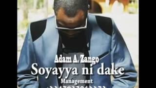 Download Video Adam Zango Soyayya ni dake MP3 3GP MP4