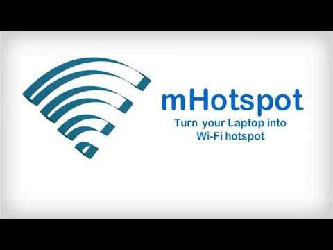 mhotspot Free WiFi Hotspot Creator windows 7 8