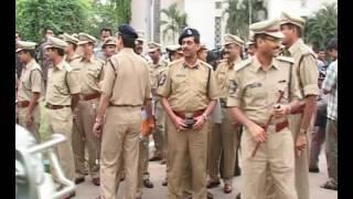 ఐఏఎస్ ఐపీఎస్ అధికారులు ||IAS AND IPS OFFICERS COMING FROM MEETING HALL