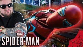 SPIDERMAN #10 - NEGATYW to taki sobie zespół - WarGra