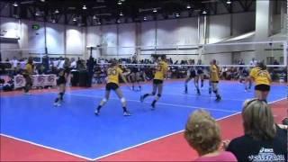 Stephanie's Volleyball Resume