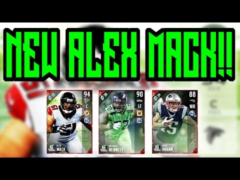 Madden 17 Ultimate Team New Alex Mack Football Outsiders and When TOTY Defense Will Come out