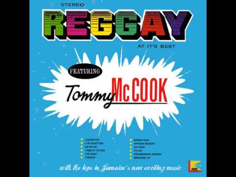 Tommy McCook - Live Injection