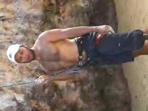 alex vogel rock climbing