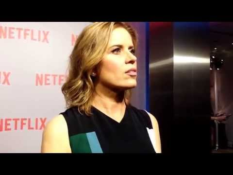 """Gold Derby Interview: """"House of Cards"""" Kim Dickens on the Underwoods"""