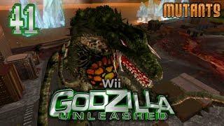 """Part 41 """"Story: Biollante (Mutants)"""" - Godzilla: Unleashed [Wii]"""
