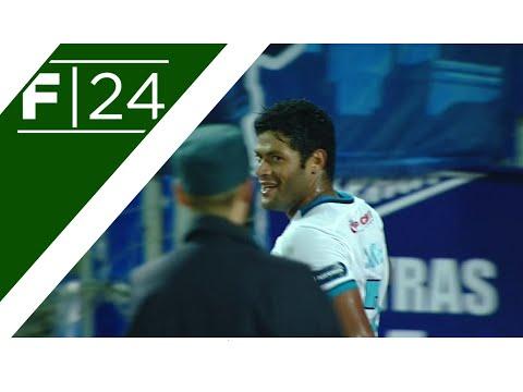Hulk's super goal for Zenit