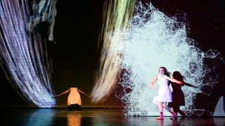 The Cheshire Cat- Interactive Projection Dance