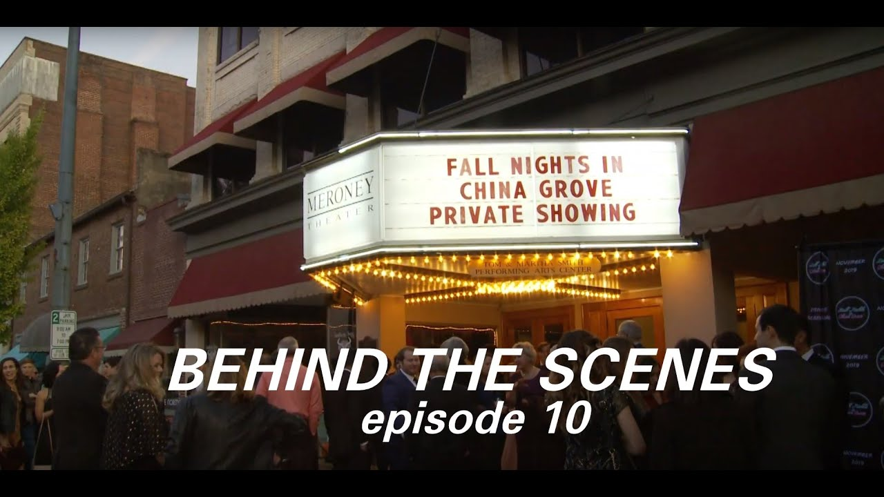 Behind The Scenes Of Fall Nights | Episode 10