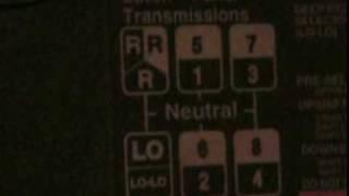 Using the Hidden Gear in an Eaton Fuller 8LL