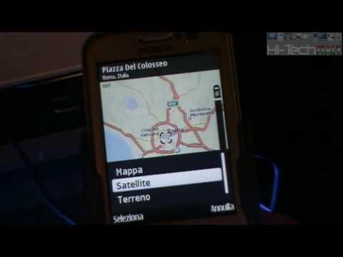 OVI Maps su Nokia N97 e 6710 Navigator