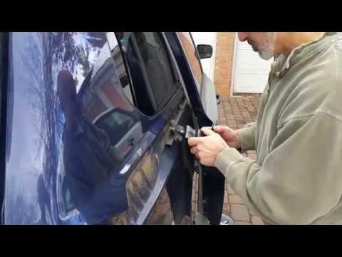 Sliding Door Panel Removal Amp Handle Replacement Buick Doovi