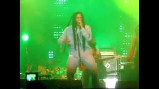 Julian Marley - Boom Draw    REGGAELAND 2010