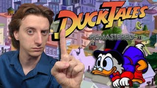 One Minute Review - DuckTales Remastered