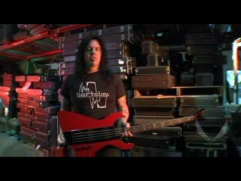 Dean Guitars Artist Interview - David Vincent (Morbid Angel)