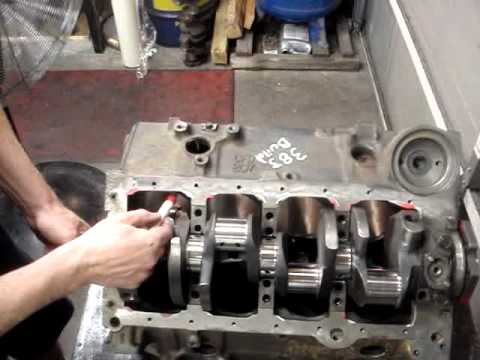 383 stroker engine build part 4 youtube for I want to build a house where do i start