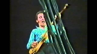 Bruce Springsteen & E Street Band, Capitol Center, Landover, Maryland  24.11.1980