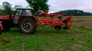 Pług Akpil KM80 3+1 ZETOR Agrohandel Kutno