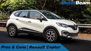 Renault Captur - Pros & Cons | MotorBeam