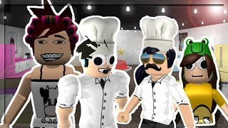 Bloxburg Children Cooking Contest! It's a Chef Showdown! (Roblox Roleplay)