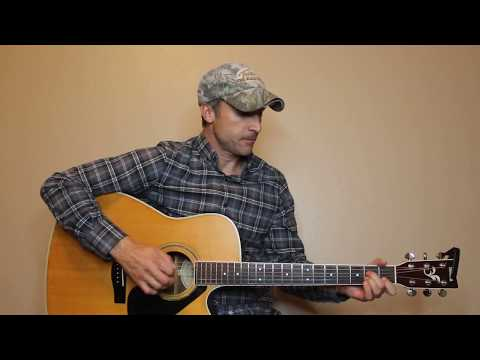 The Good Stuff - Kenny Chesney - Guitar Lesson | Tutorial
