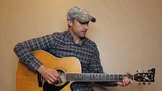 The Good Stuff - Kenny Chesney - Guitar Lesson   Tutorial
