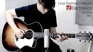 sE Electronics sE2000 microphone - Killer recordings under £100