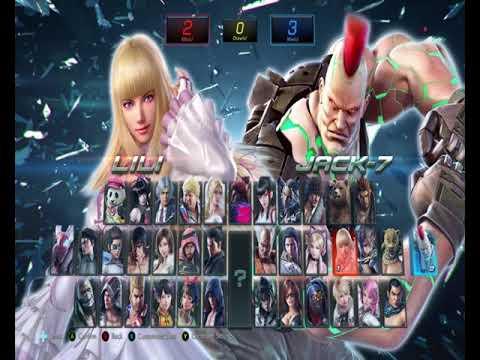 Tekken 7   Eddy Vs Voshimitsu Character Gameplay PC Game thumbnail