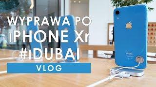 iPhone XR - premiera, pierwsze wrażenia z Apple Store w Dubaju PL
