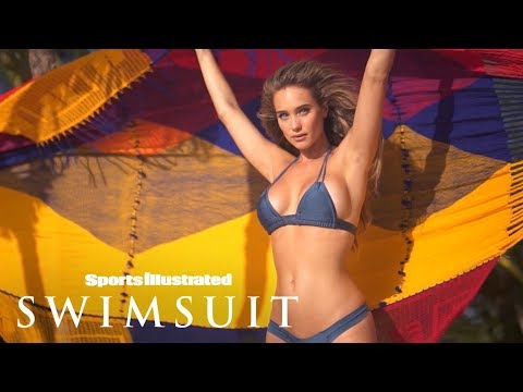 Hannah Jeter Will Blow You Away With Her Mexico Shoot  Irresistibles  Sports Illustrated Swimsuit