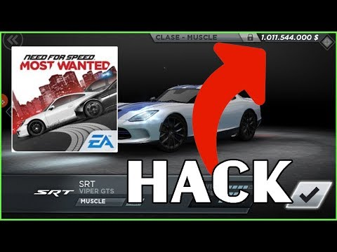 NEED FOR SPEED MOST WANTED HACK  | NEED FOR SPEED DINERO INFINITO APK MOD DOWNLOAD NO ROOT