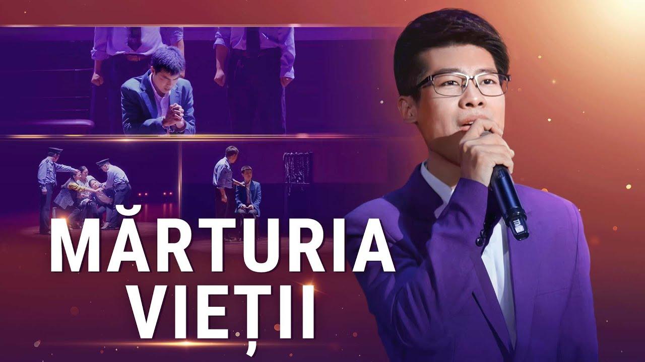 """Dumnezeu e taria mea  """"Mărturia vieții"""" Muzica Crestina Video"""